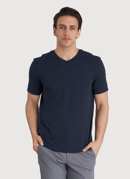 Ace V Tee, DK Navy | Kit and Ace