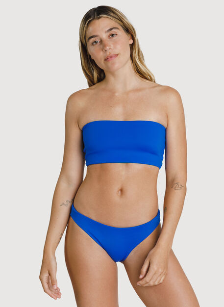2 in 1 Bandeau Swim Top, KITS Blue | Kit and Ace