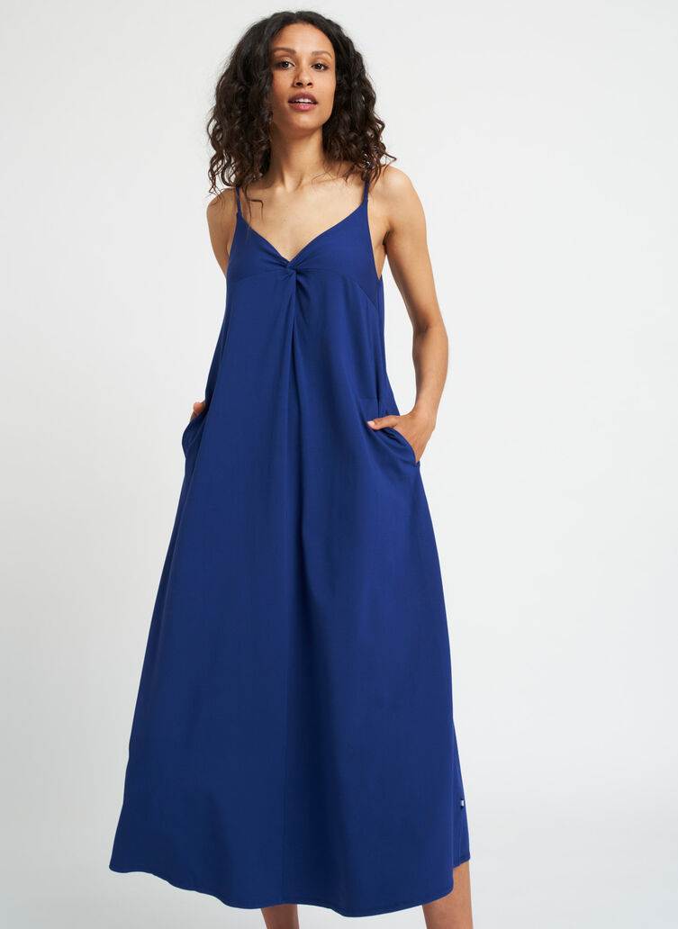 Lovely Dress, Deep Blue | Kit and Ace