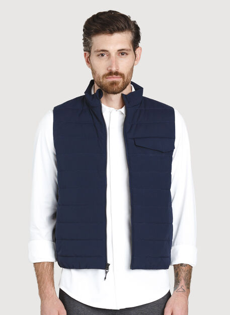 Gear Up Vest, DK Navy | Kit and Ace