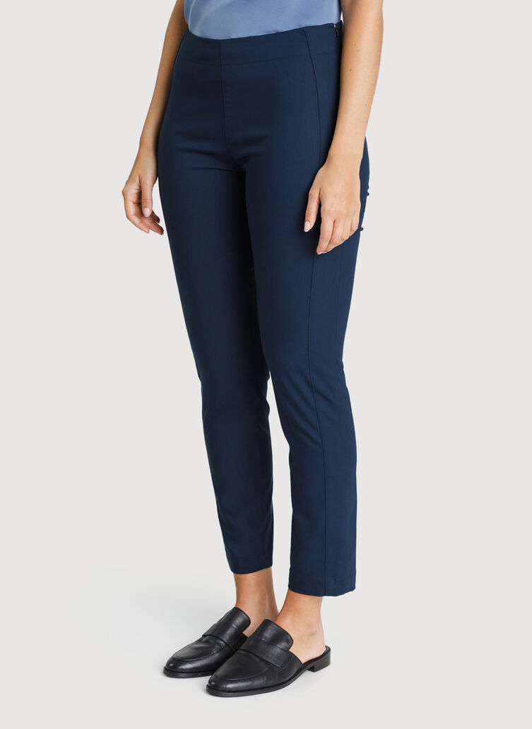 Classic Ankle Pant, DK Navy | Kit and Ace