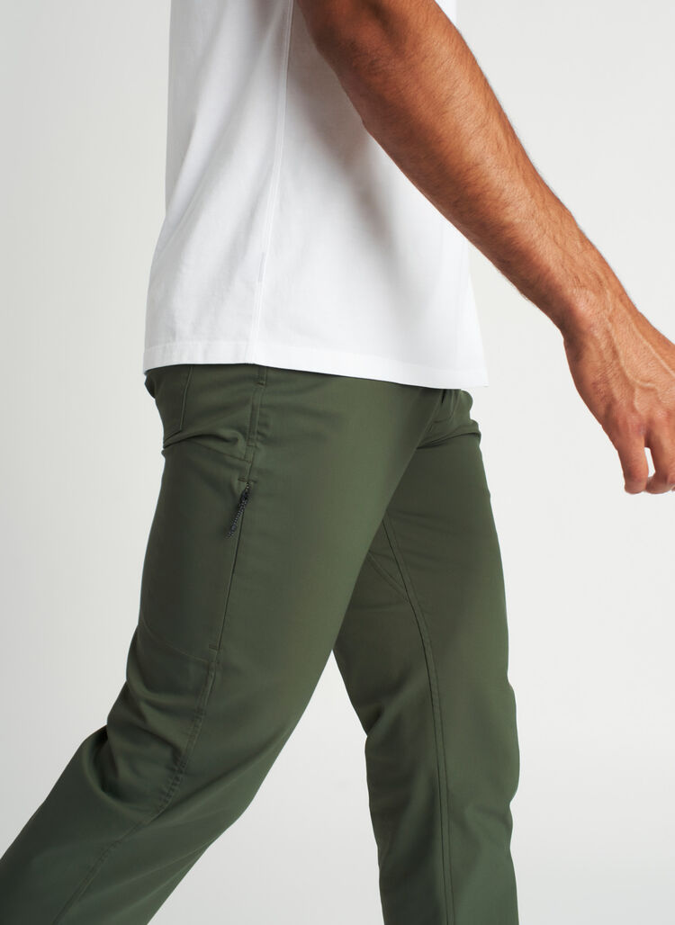 5 Pocket Pants | Navigator Collection, Ivy | Kit and Ace