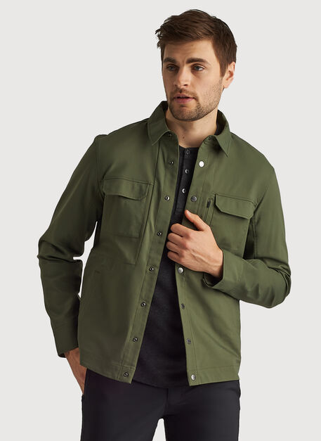 Navigator Commute Jacket, Field | Kit and Ace
