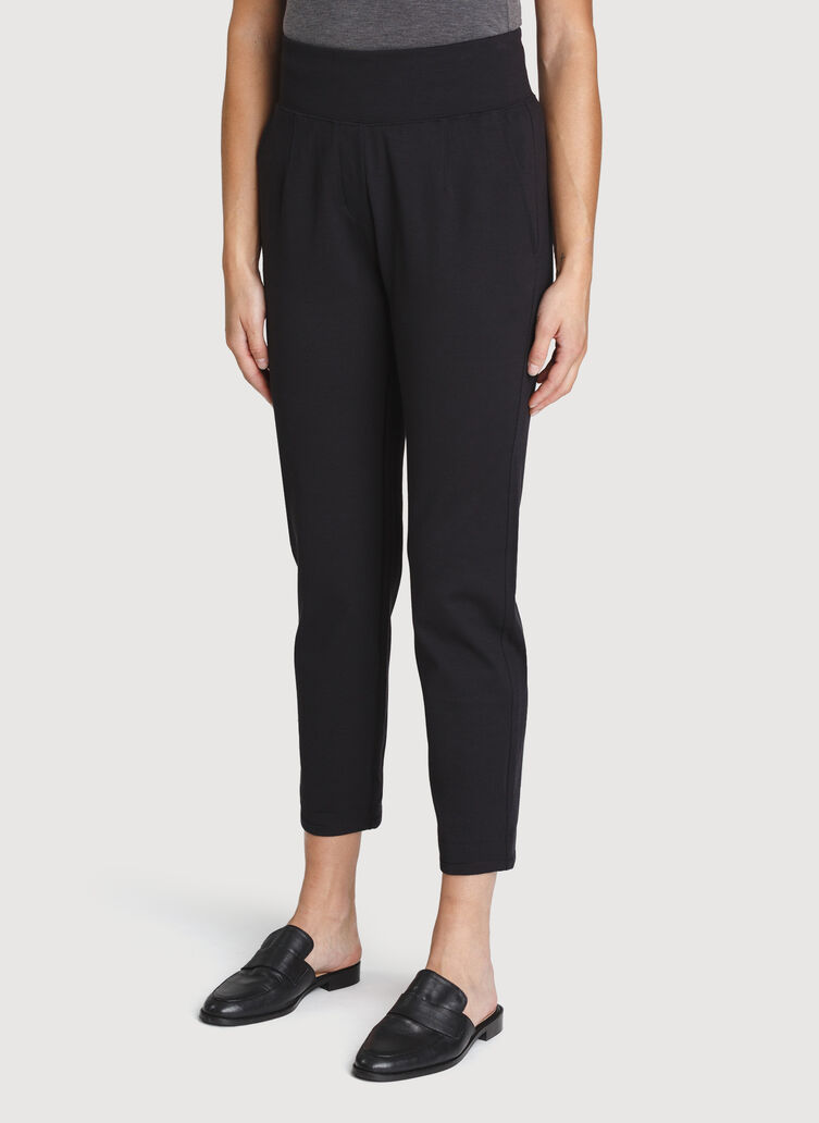 Mulberry Pant, BLACK | Kit and Ace