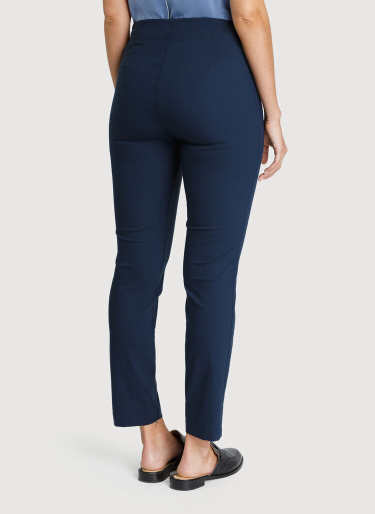 Classic Ankle Pant, DARK Navy | Kit and Ace