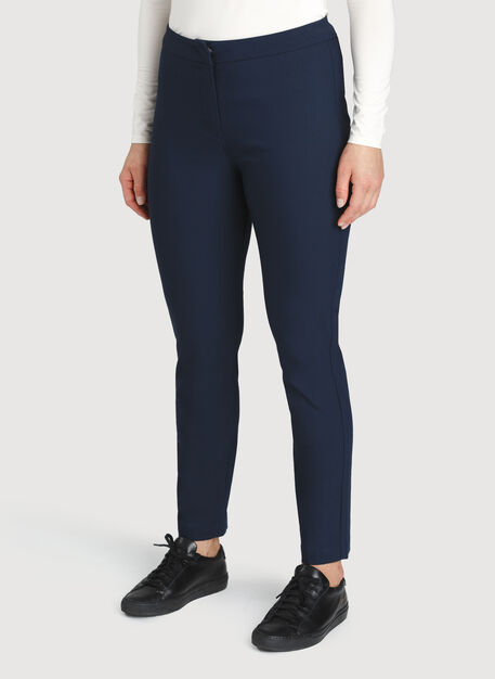 Navigator Ride Pant Skinny Fit, DK Navy | Kit and Ace