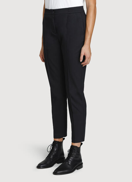 On The Go Ankle Pant, BLACK | Kit and Ace