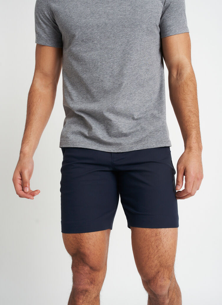 Full Potential Shorts 6 Inches | Navigator Collection, Dark Navy | Kit and Ace