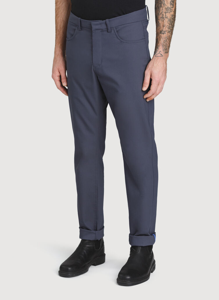 Navigator 5 Pocket Commute Pant, Cove Grey | Kit and Ace