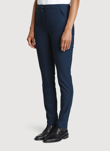 High Rise Pant, DK Navy | Kit and Ace