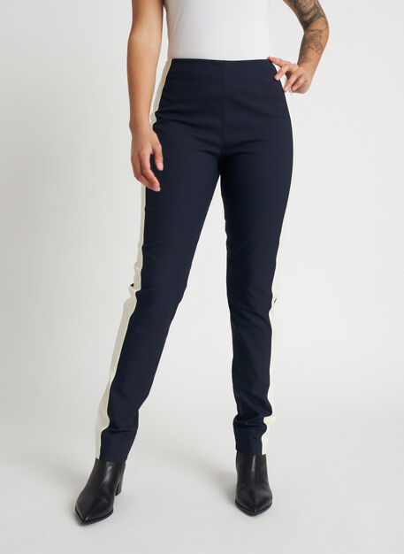 Classic Pants   Navigator Collection, Dark Navy/Canvas   Kit and Ace