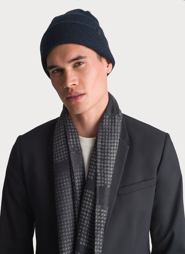 Stack Toque, HTHR DK Navy | Kit and Ace