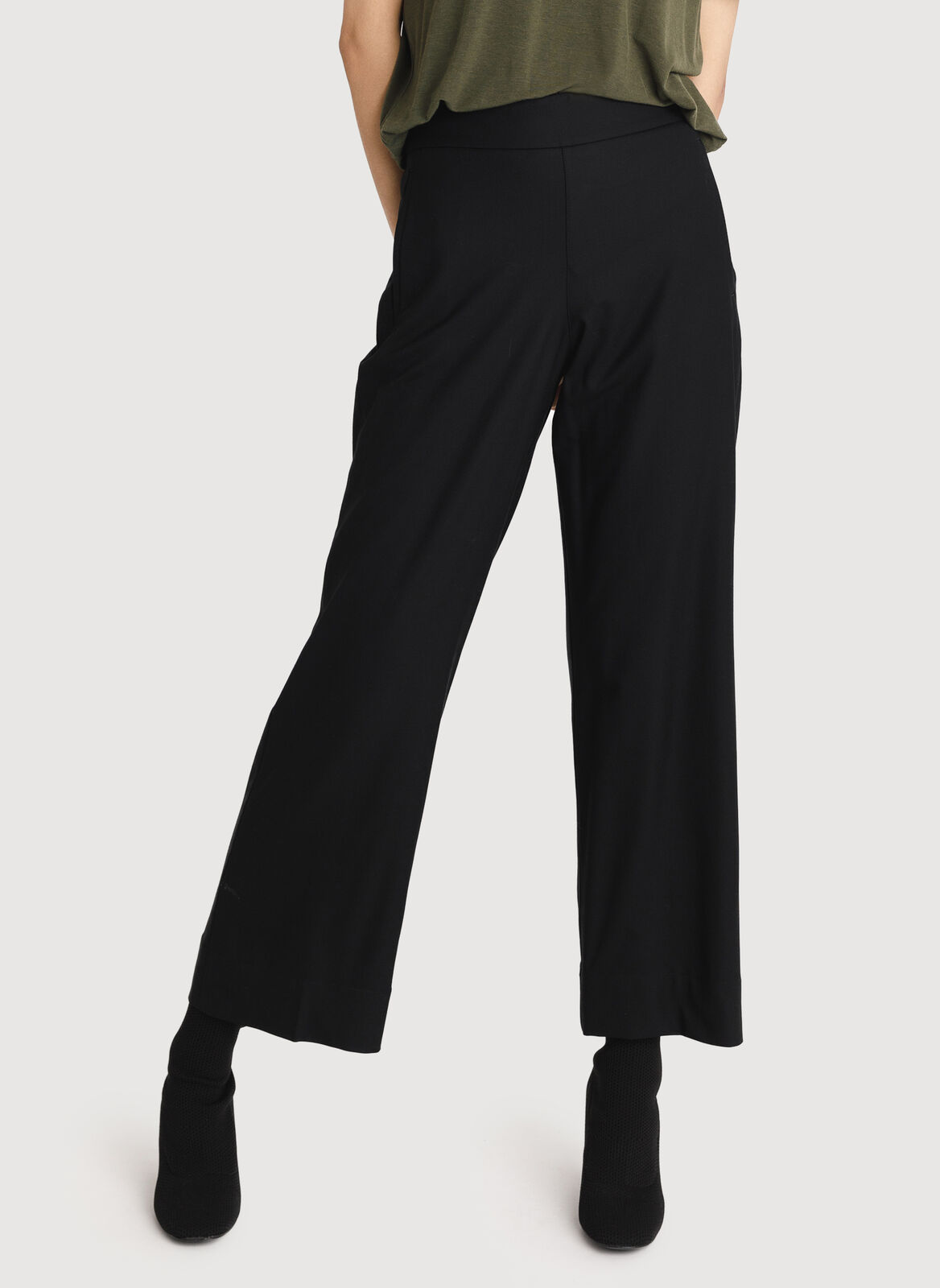 1391ae13d3 Women Pants and Shorts Cropped Stretch Trouser. Cropped Stretch Trouser, |  Kit and Ace ...