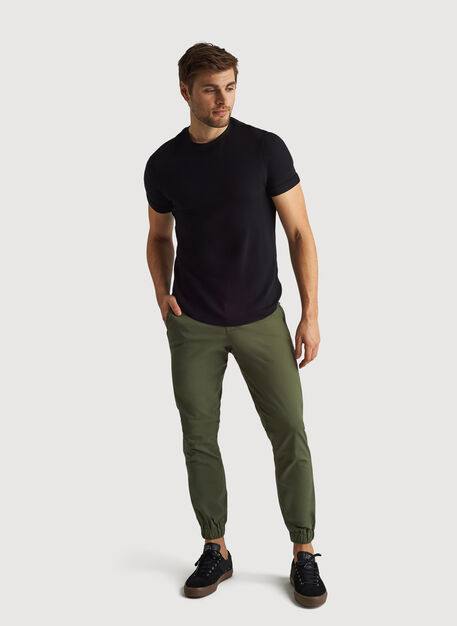 Navigator Commute Jogger Slim Fit, Field | Kit and Ace