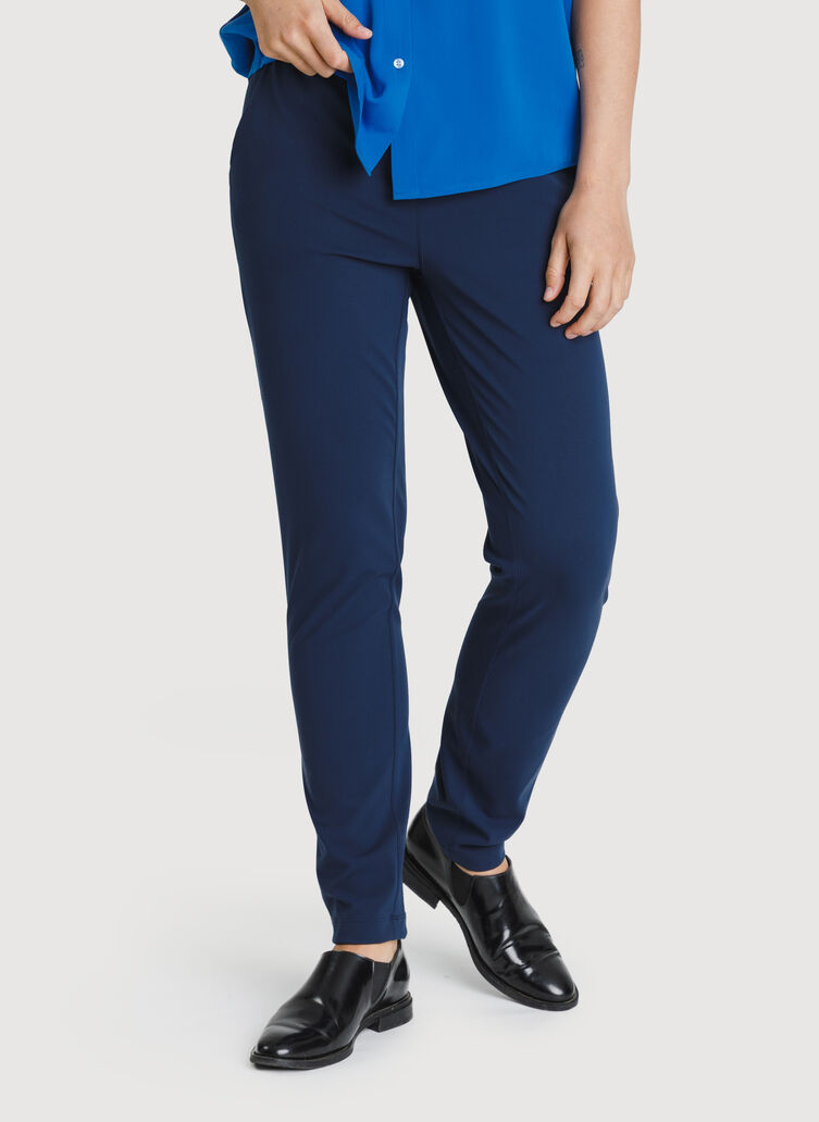 The Office Pant, DK Navy | Kit and Ace