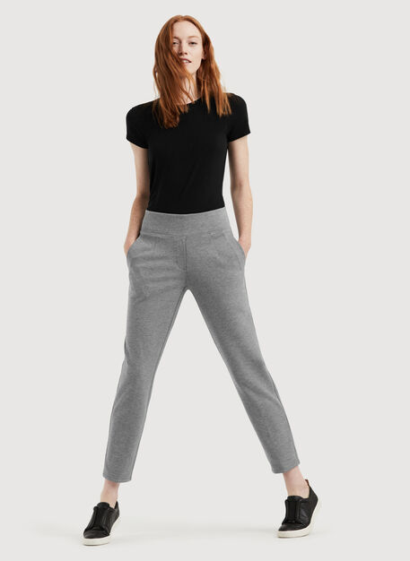 Mulberry Pant, HTHR GREY | Kit and Ace
