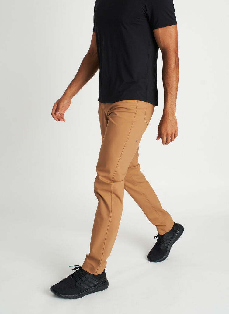 5 Pocket Pants | Navigator Collection, Toffee | Kit and Ace