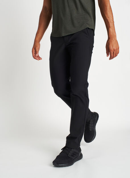 Two Wheeler Pants, Black | Kit and Ace
