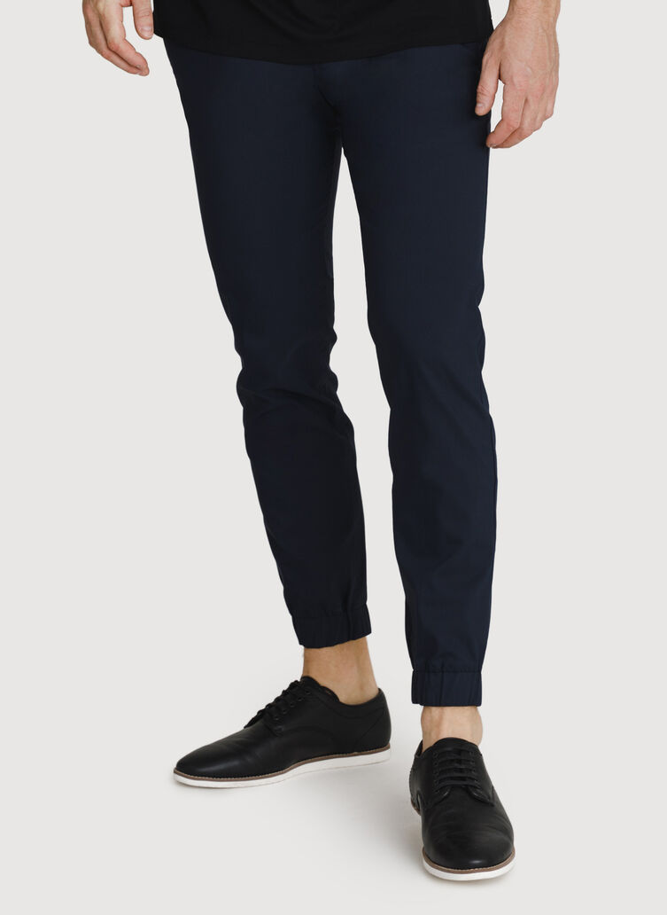 Navigator Stretch Jogger 3.0, DK Navy | Kit and Ace