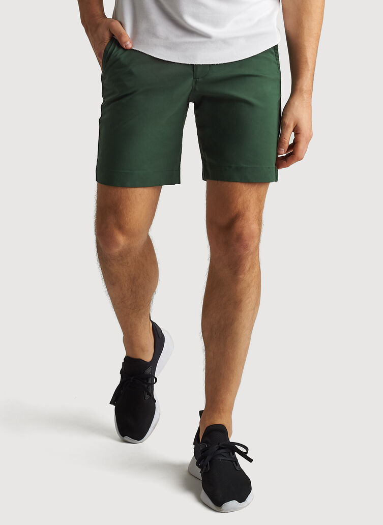 Navigator Commute Shorts 8 Inches, Sycamore | Kit and Ace