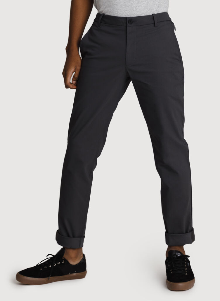 Navigator Stretch Trousers 2.0, Charcoal | Kit and Ace