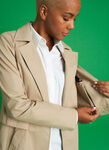 3-in-1 Jacket, Driftwood | Kit and Ace
