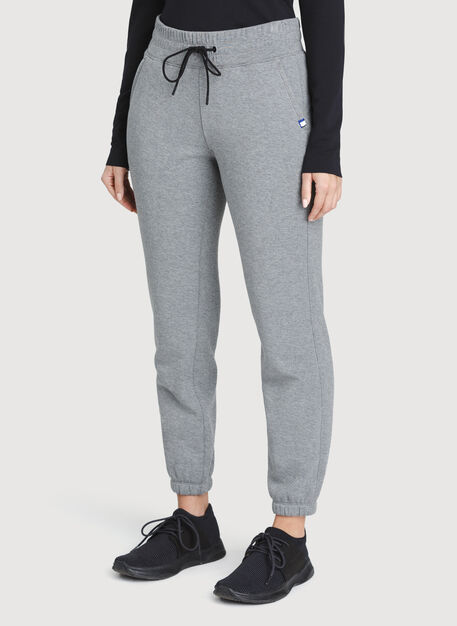 Pleasant Pant, HTHR GREY | Kit and Ace