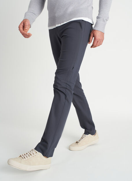Tech Vent Pants | Navigator Collection, Cove Grey | Kit and Ace