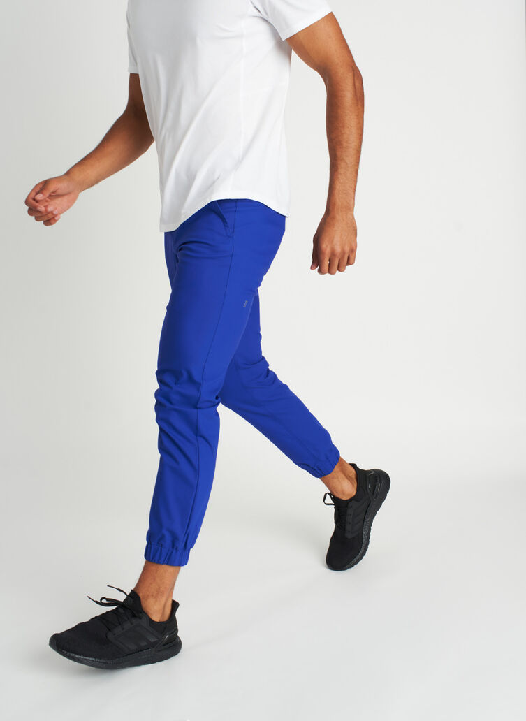 Commute Joggers | Navigator Collection, KITS Blue | Kit and Ace