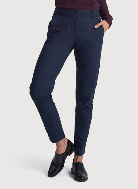 Navigator Ride Pant Slim Fit, DK Navy | Kit and Ace
