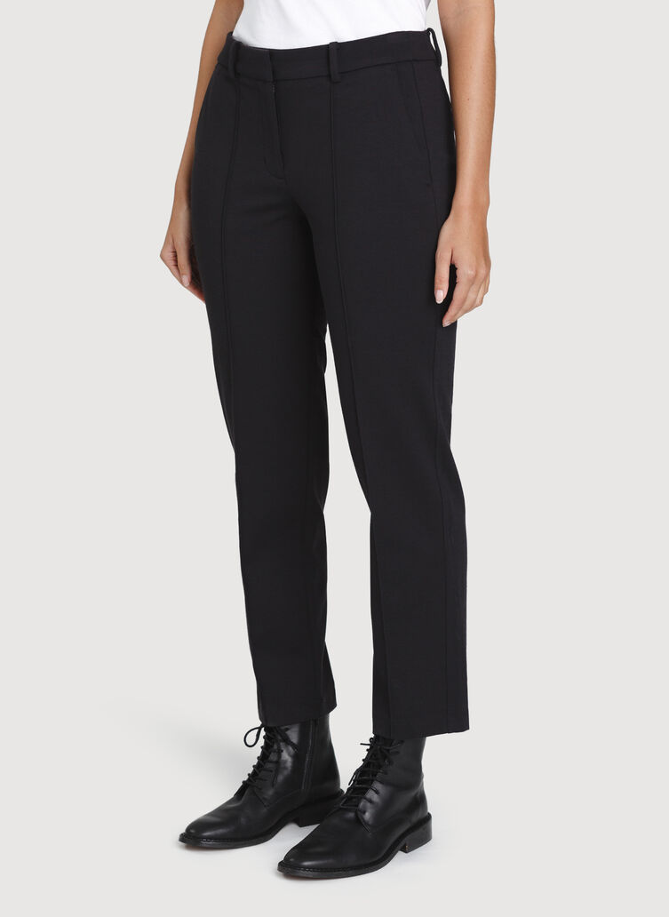 Coastline Trousers, Black | Kit and Ace
