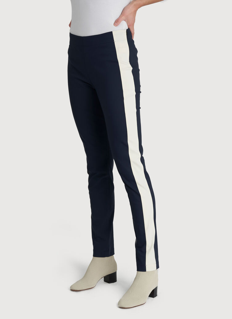Classic Pant, DK Navy/Canvas | Kit and Ace