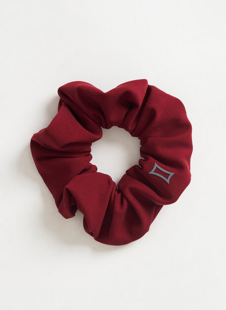 Office Scrunchie, Burgundy | Kit and Ace