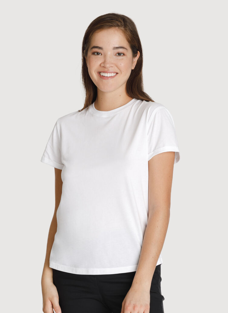 Kit Local Tee, White | Kit and Ace