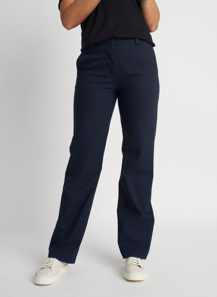 A to B Pants | Navigator Collection, Dark Navy | Kit and Ace