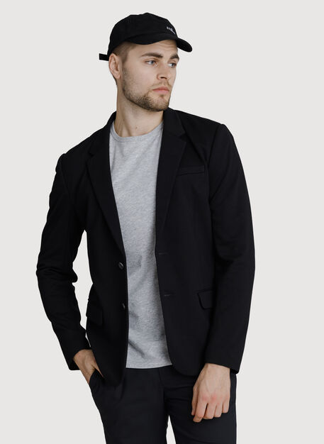 Kaymace Blazer, BLACK | Kit and Ace