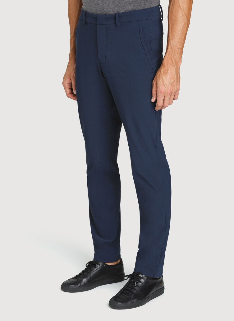Two Wheeler Pant, DK Navy | Kit and Ace