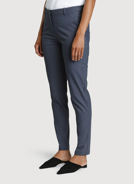 Navigator Ride Pant Slim Fit, Cove Grey | Kit and Ace