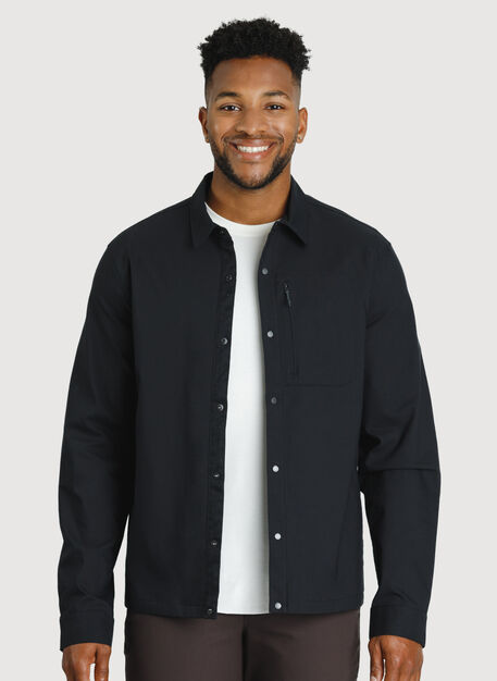 Navigator Excursion Jacket, BLACK | Kit and Ace