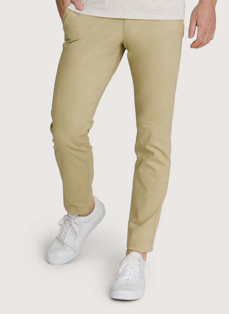 Navigator Stretch Trousers 2.0, Sahara | Kit and Ace