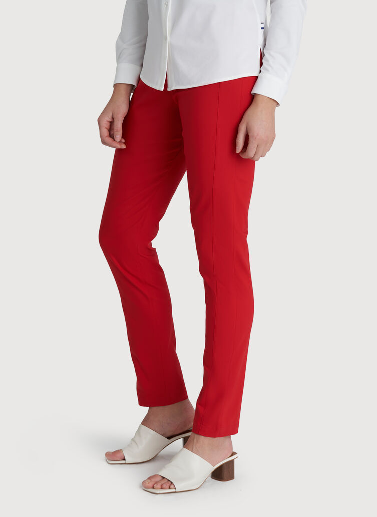 Classic Pant, Crimson | Kit and Ace