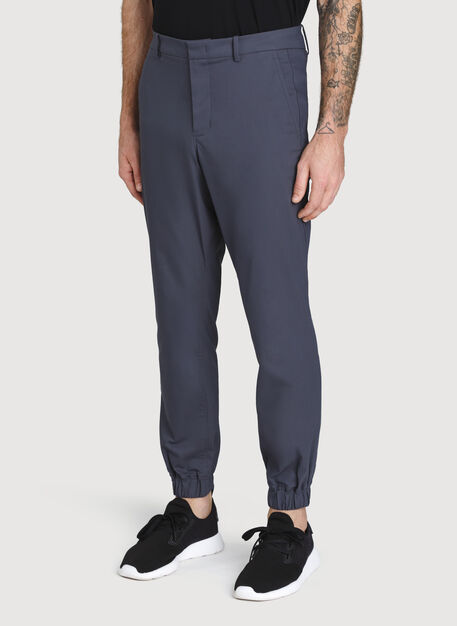 Navigator Commute Jogger Slim Fit, Cove Grey   Kit and Ace