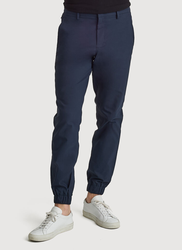 Navigator Commute Jogger Slim Fit, DK Navy | Kit and Ace