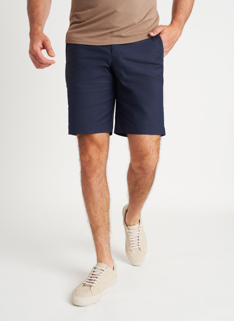 Full Potential Shorts 10 Inches, Dark Navy | Kit and Ace