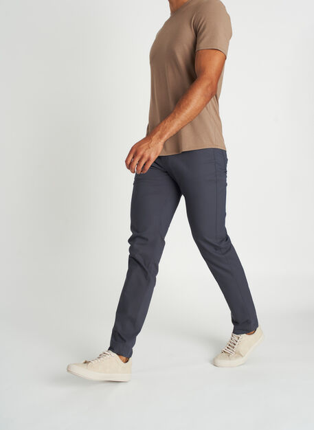 5 Pocket Pants | Navigator Collection, Cove Grey | Kit and Ace