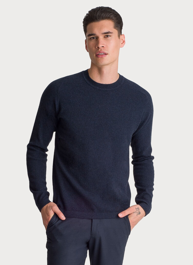 Cashmere Crew Sweater,  | Kit and Ace