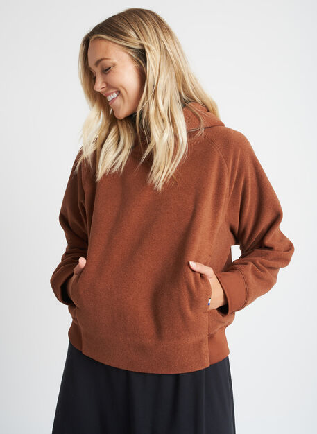 Hygge Fleece Pullover Hoodie,  | Kit and Ace