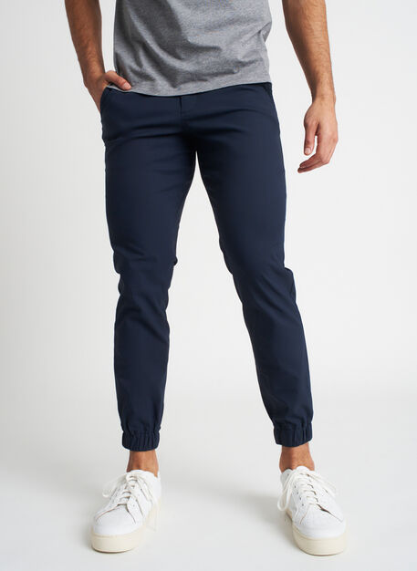 Commute Joggers | Navigator Collection, Dark Navy | Kit and Ace