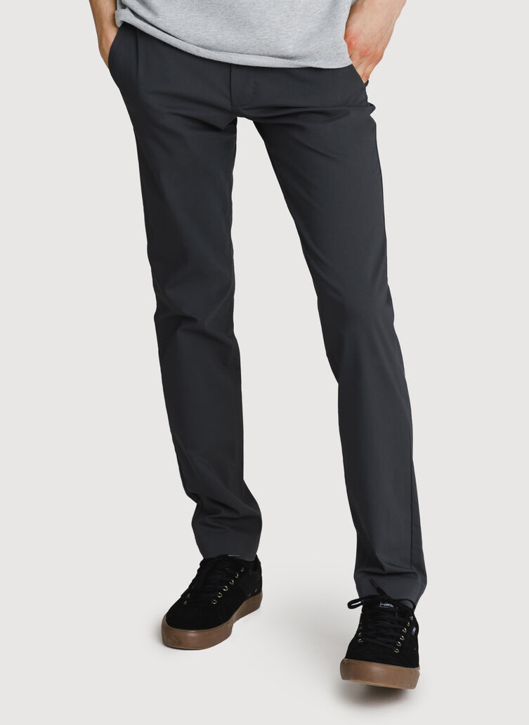 Navigator Stretch Trousers 2.0 *Tall, Charcoal | Kit and Ace
