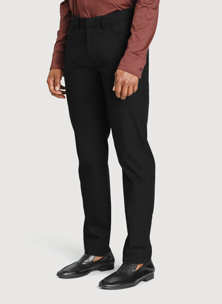 Navigator 5 Pocket Commute Pant, BLACK | Kit and Ace